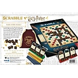 Back of the Scrabble: World of Harry Potter Box