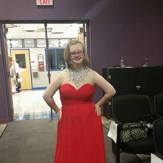 Alyssa Patrias Beauty Pageant Contestant With Down Syndrome