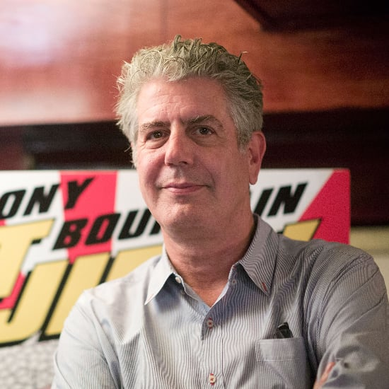 Anthony Bourdain's Travel Advice