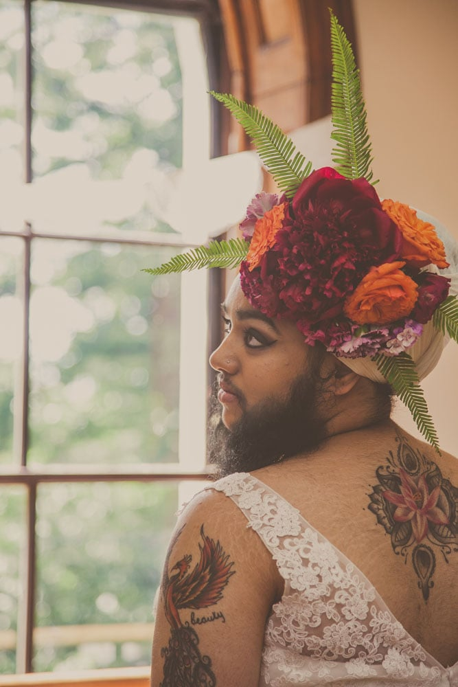 Venue: Severndroog Castle Woolwich, SE London // Makeup Artist: Kam Sandhu // Wedding Dress: Cutting Edge Brides, Bexley, Kent // Flowers, Floral Crowns, and Bears: Wild Coco // 2nd Photographer (Behind the scenes): Cassandra Watson