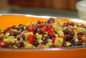 Cince de Mayo Side: Corn & Black Bean Salad