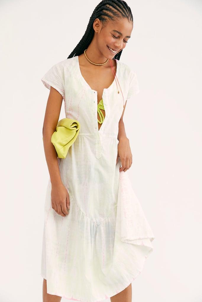 f431de24a69c Lacausa Virginia Dress   Free People Spring Sale 2019   POPSUGAR ...