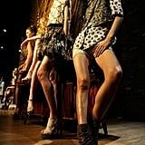 2011 Spring New York Fashion Week: Alice & Olivia