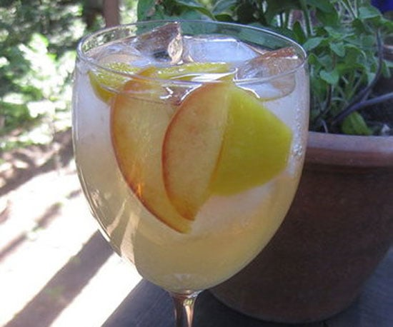 Recipe of the Day: Peach and Mango Sangria