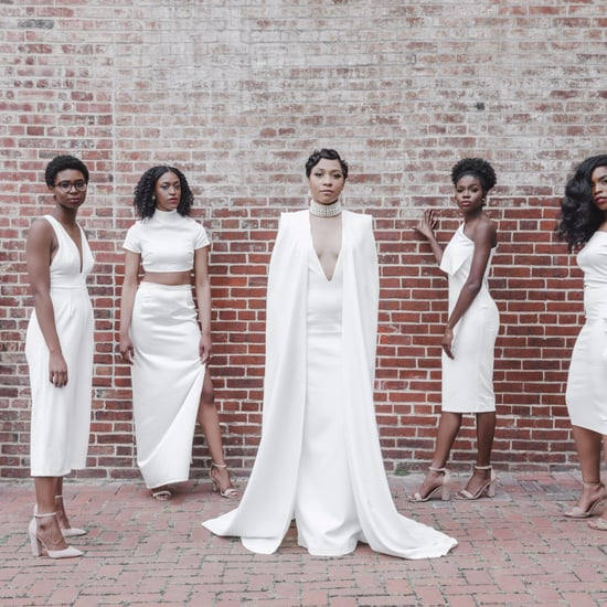 Bride Recreates Solange Knowles Wedding Look