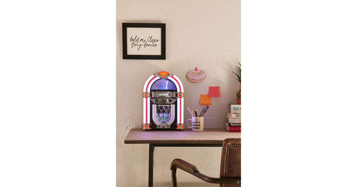 Victrola Desktop Bluetooth Jukebox | Cute Home Gifts