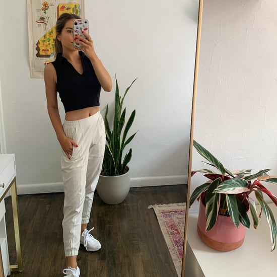 Old Navy Mid-Rise StretchTech Jogger Pants Review