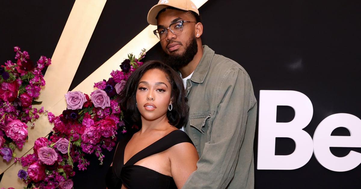 Jordyn Woods and Karl-Anthony Towns Are, Hands Down, One of the Cutest Couples.jpg