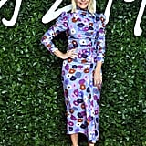 Holly Willoughby at the British Fashion Awards 2019