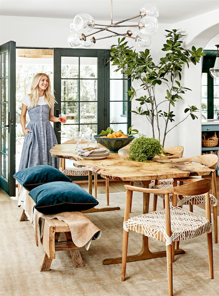 Julianne hough better homes gardens popsugar home Better house and home