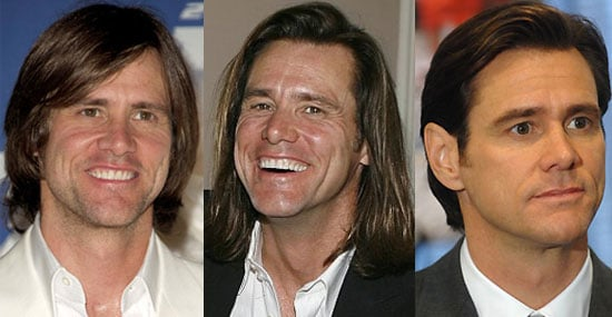 Oh Man: Which is the Most Handsome Haircut on Jim Carrey?