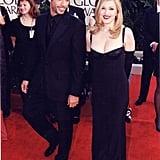 Carlos Leon and Madonna