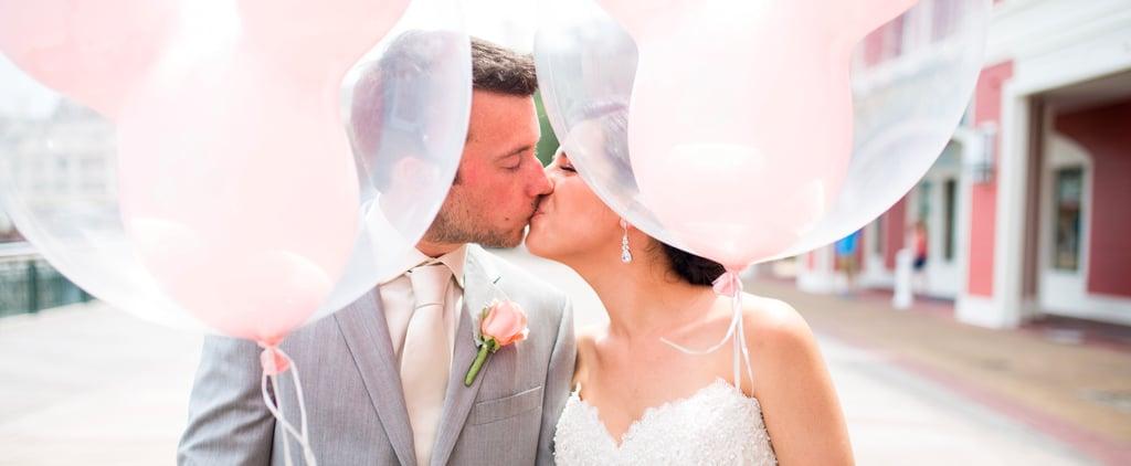 Wedding at Disney's Yacht Club Resort