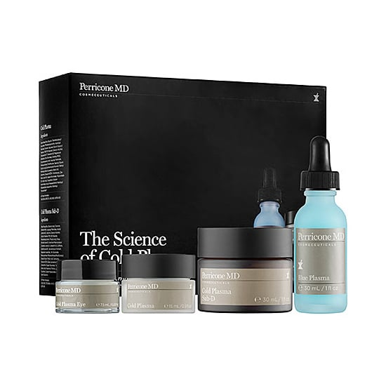 Keep your skin beautiful with N.V. Perricone The Science of Cold Plasma ($98), which helps combat the early signs of aging (those fine lines, dark spots, and a dull complexion). This four-step regimen keeps your skin clean, nourished, and protected so you can maintain a healthy glow.