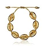 Tohum Large Puka Shell Bracelet