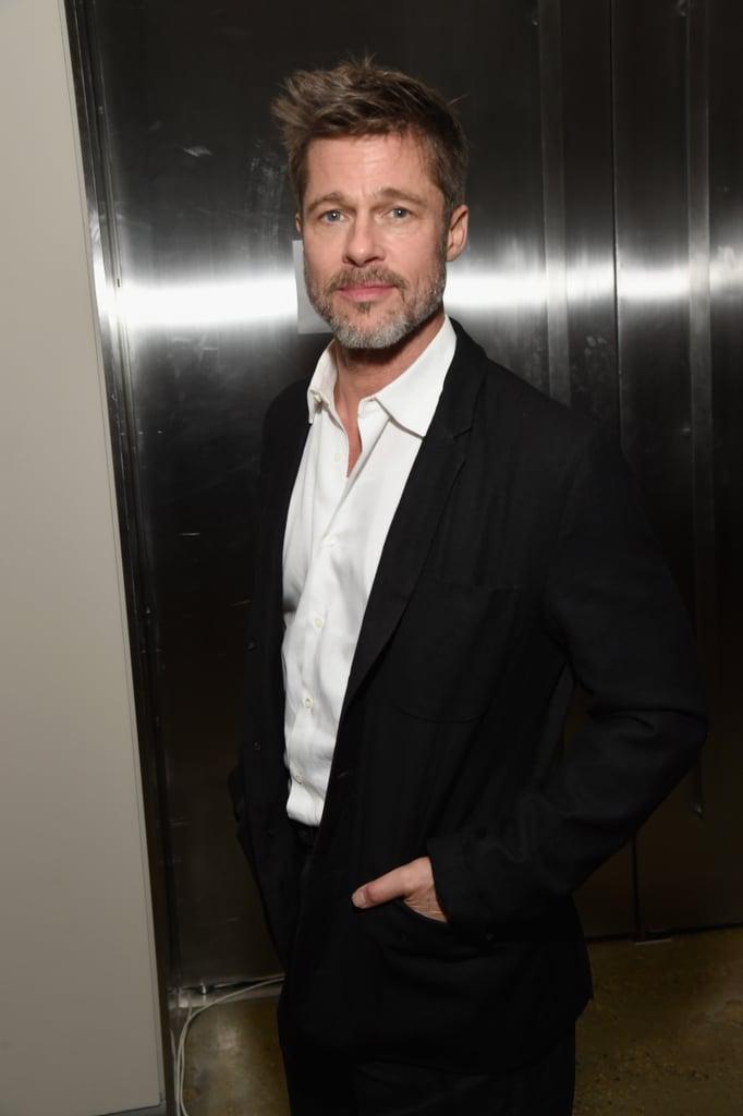He went dressy-casual for Sean Penn's annual Haiti Rising Gala in Jan. 2018.