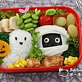 A Ghoulish Plate of Food