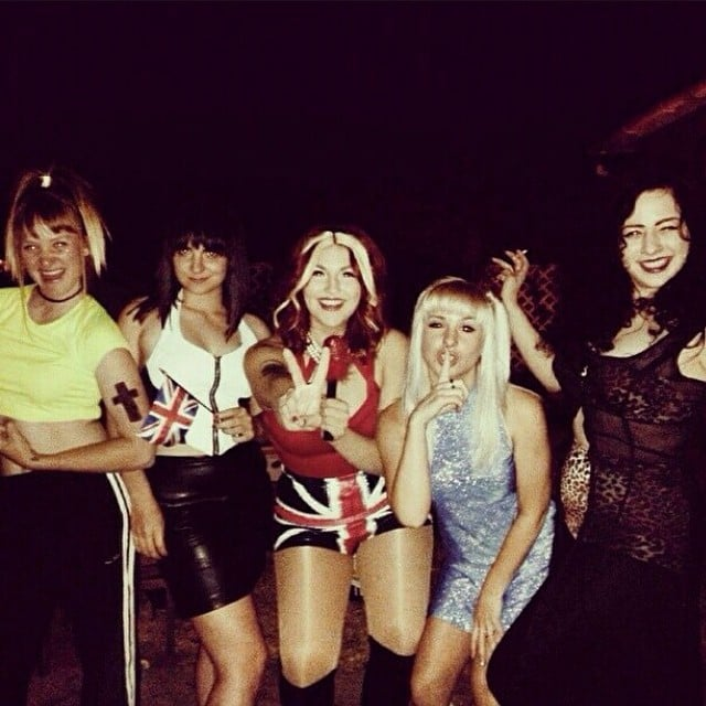 Spice Girls  sc 1 st  Popsugar : spice girl halloween costume  - Germanpascual.Com