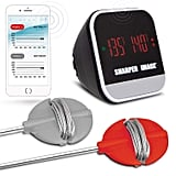 Sharper Image Bluetooth Smartphone Grill Thermometer