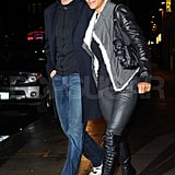 Pictures of Halle Berry in NYC