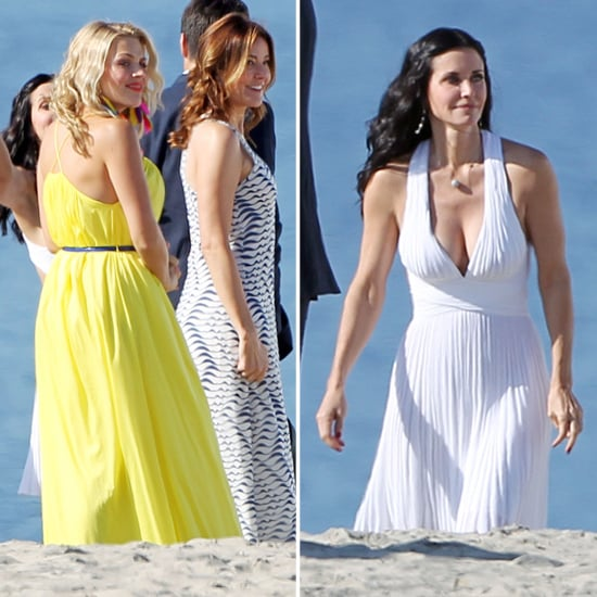 Busy Gets Back to Business With Courteney and the Cougar Town Cast