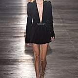 Saint Laurent Spring Summer 2017 Runway Pictures