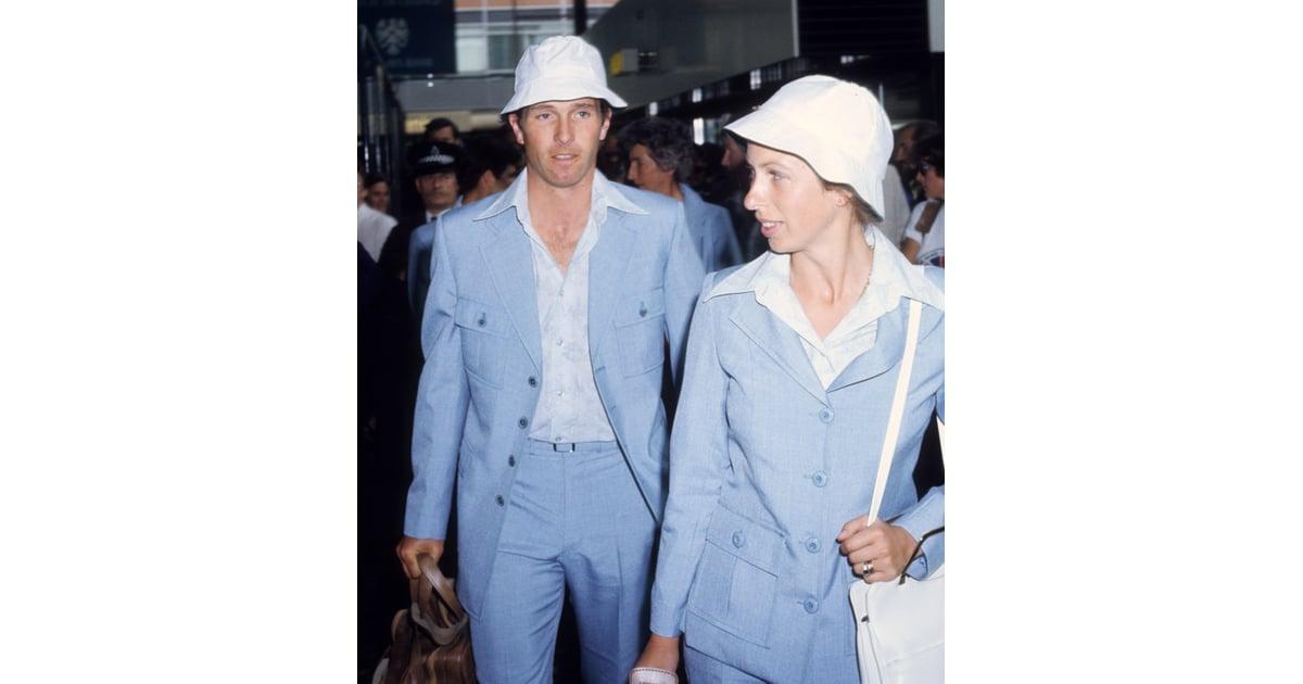 Princess Anne and Captain Mark Phillips | Where Do Royals Honeymoon ...