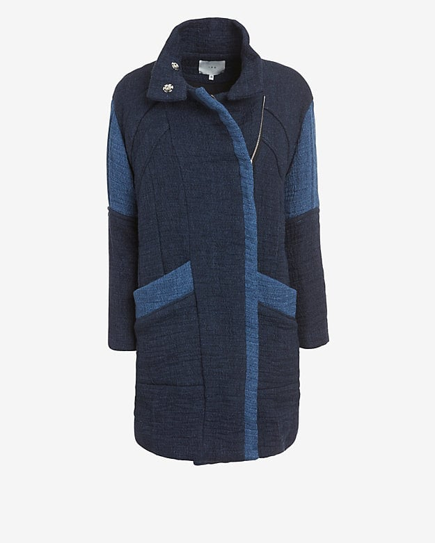 IRO Patchwork Denim Jacket