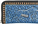 Etro Cheetah Print Wallet