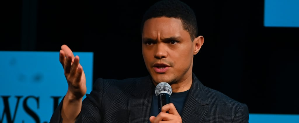 Trevor Noah's Speech on George Floyd's Death and Protests
