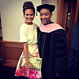 In May 2014, they celebrated John's honorary Doctor of Music degree from the University of Pennsylvania.