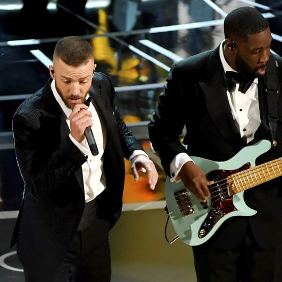 Justin Timberlake Opening Performance at 2017 Oscars
