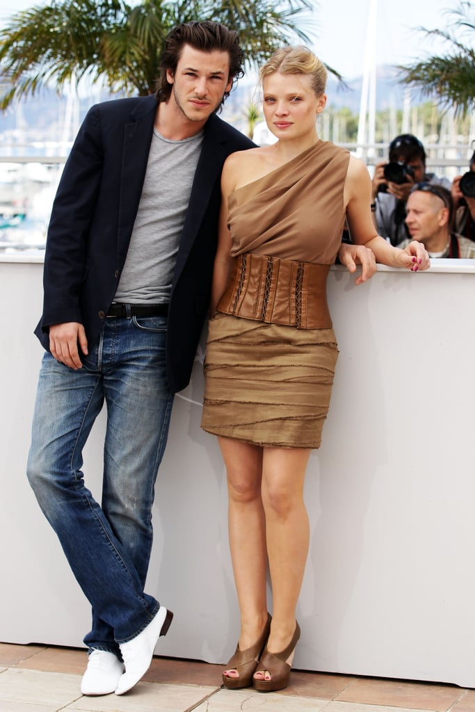 Hot Frenchies Gaspard Ulliel and Melanie Thierry.