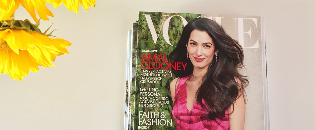 Why Amal Clooney's Vogue Cover Really Matters