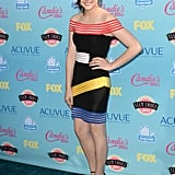 Chloë Grace Moretz attended the 2013 Teen Choice Awards.