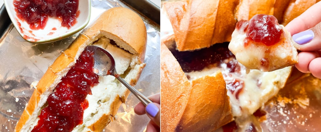 Trader Joe's Cranberry Brie Bread Bowl Recipe With Photos