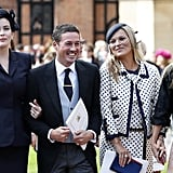 Liv Tyler, Dave Gardner, Kate Moss, and Lila Grace Moss Hack