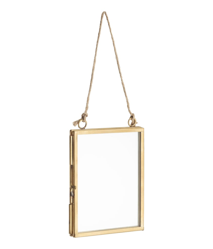 H&M Small Metal Frame | How to Make Your Office Look Cute | POPSUGAR ...