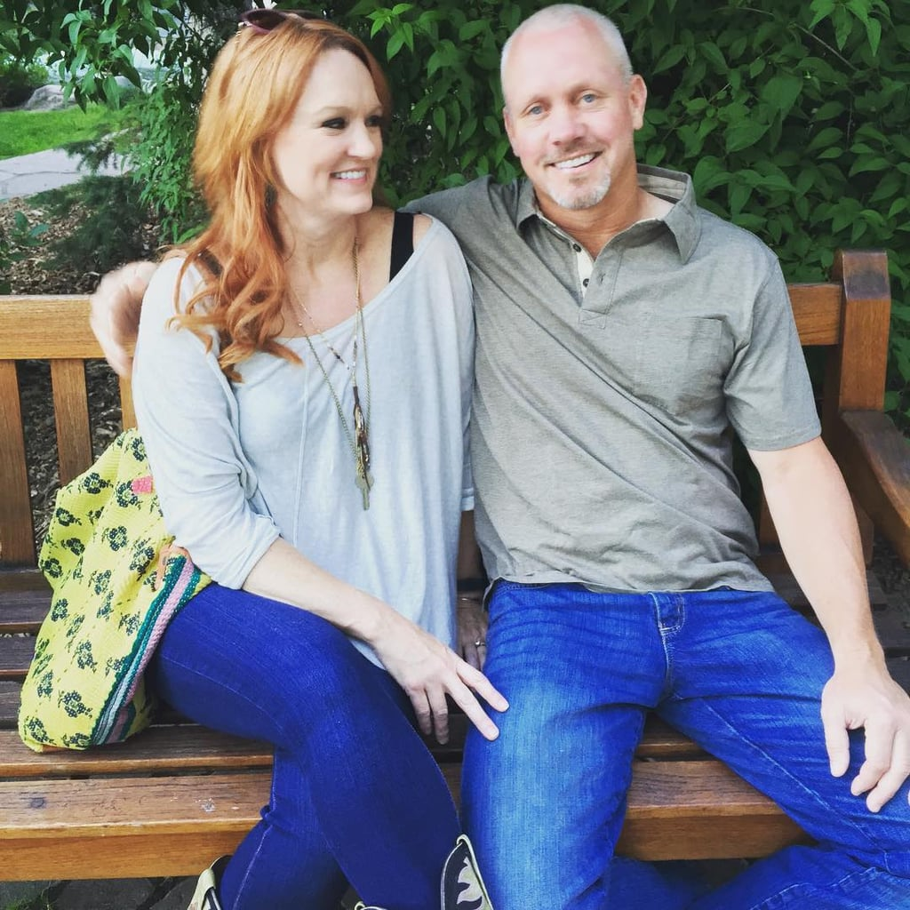 Ree drummond fun facts popsugar food for Where did ladd drummond go to college