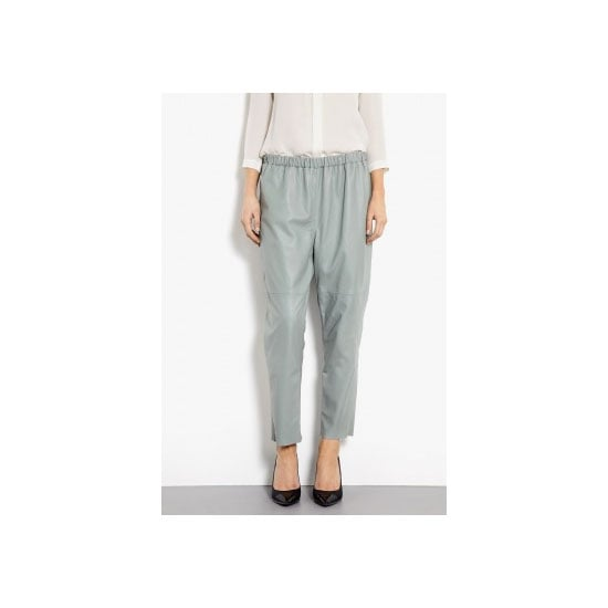 I'm all about pants this Autumn/Winter. These lamb leather trousers are perfect for wearing with all my stupidly high shoes and baggy jumpers. Stone to the bone.— Alison, beauty and health & fitness editor Pants, approx $662, at Bruuns Bazaar at My Wardrobe