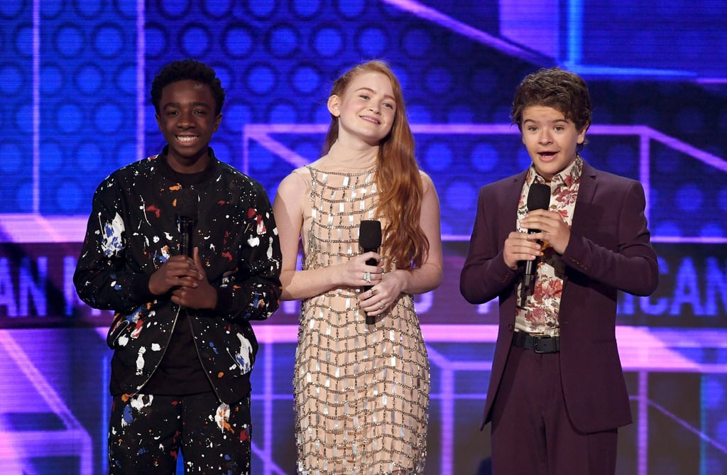 The Trio Took the Stage to Present Zedd and Alessia Cara's Performance
