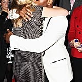 Tinie Tempah and Fearne Cotton