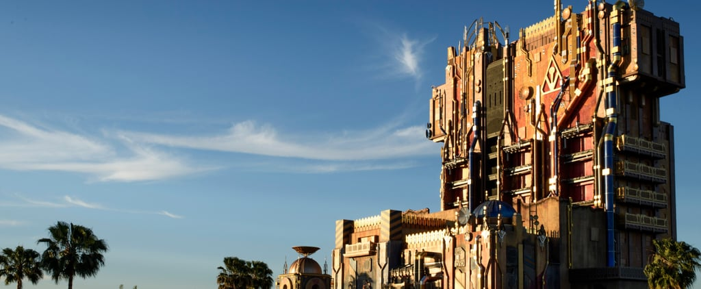 Disneyland's Guardians of the Galaxy Ride Looks Like a BLAST in the Newest Photos!