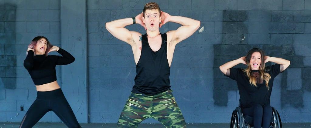 "The Fitness Marshall ""Got Me Good"" Video"
