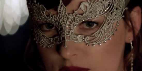 'Fifty Shades Darker' Looks Like A Crazy, Sexy Masquerade Party