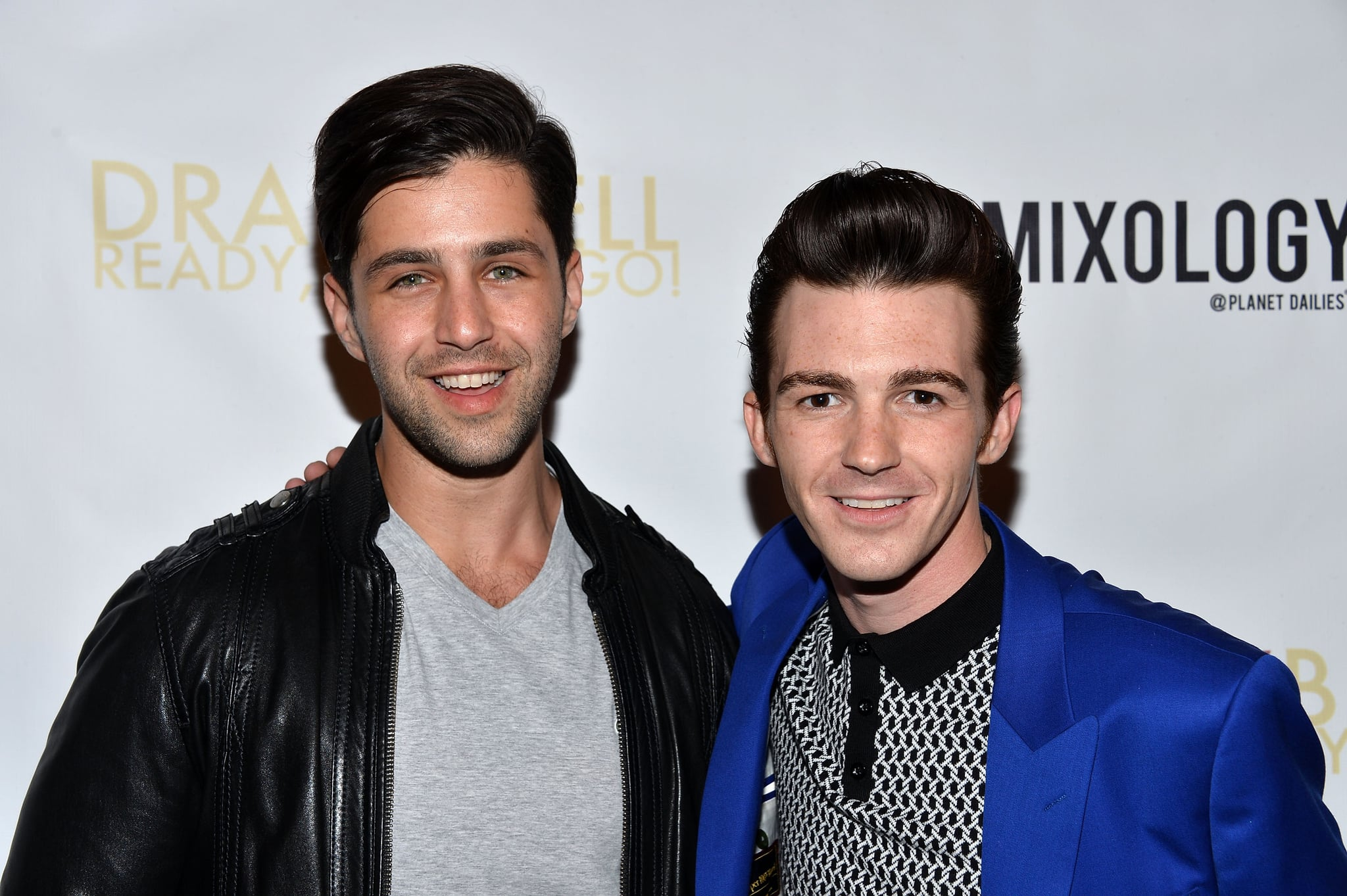 'Drake & Josh' alum Josh Peck marries longtime girlfriend