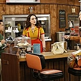 Williamsburg Diner, 2 Broke Girls