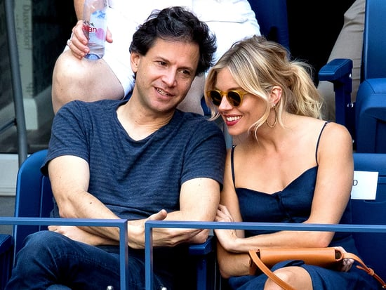 Sienna Miller Steps Out with Director Bennett Miller at U.S. Open