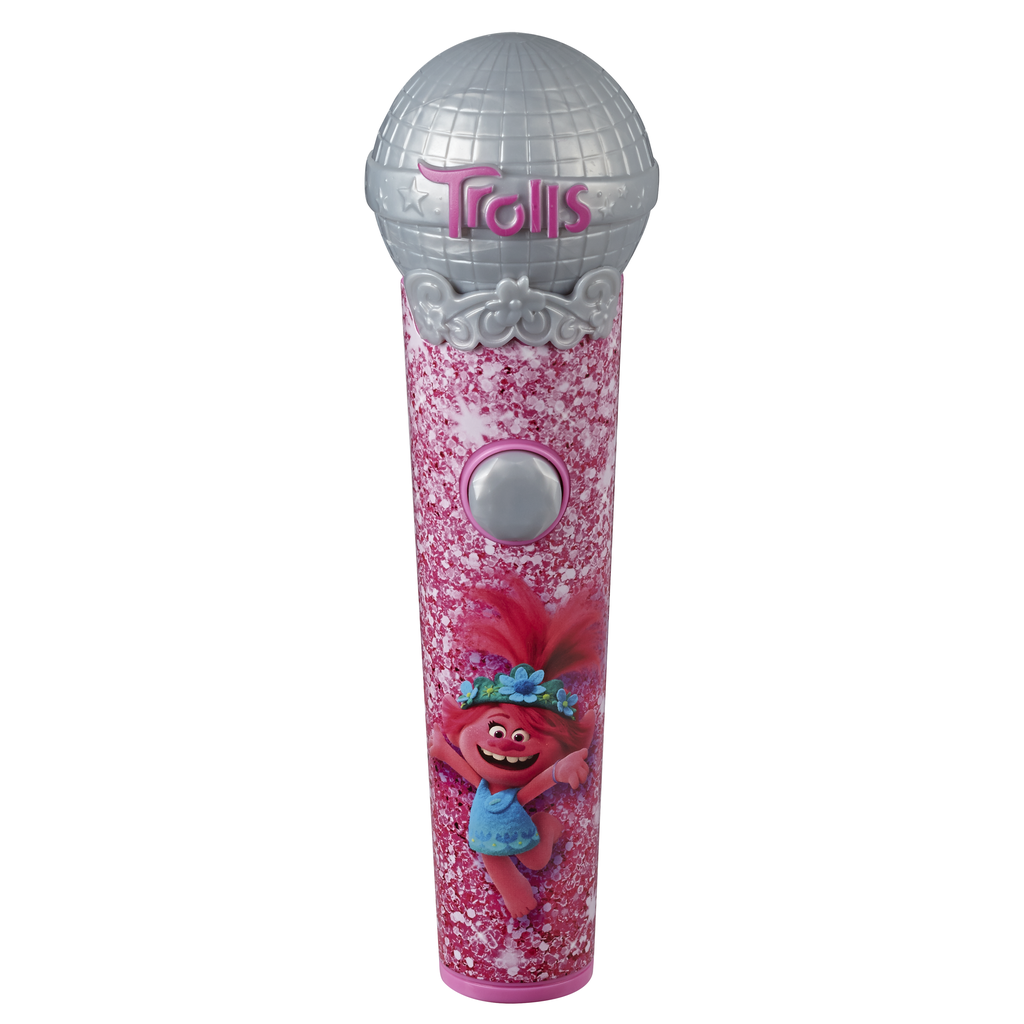 DreamWorks Trolls World Tour Poppy's Microphone