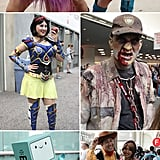 San Diego Comic-Con Cosplays 2015